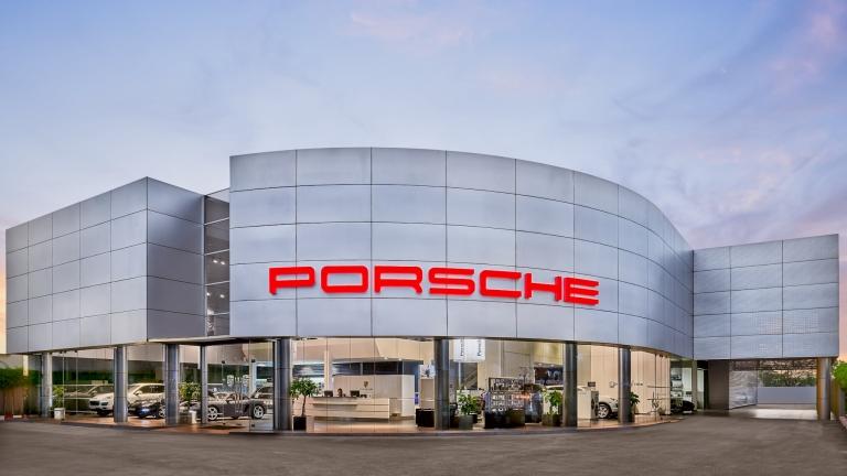 Porsche Cambodia