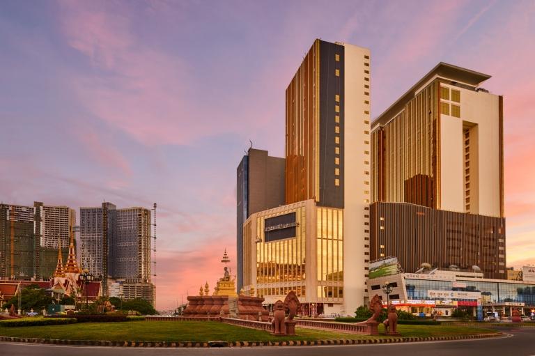 Naga World 2, Phnom Penh, Cambodia