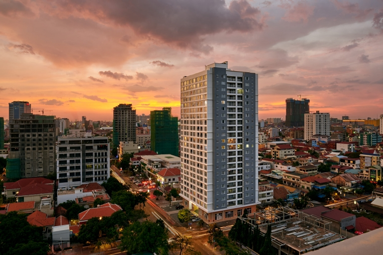 Eastland Hotel and Apartment, Phnom Penh, Cambodia
