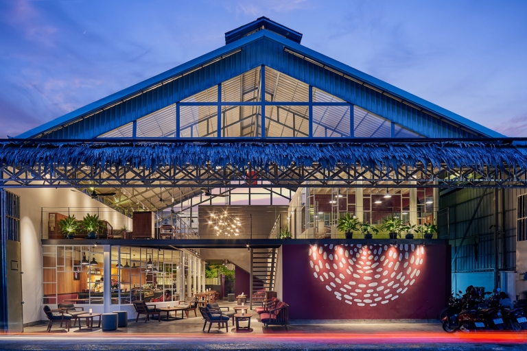 Java Creative Cafe Phnom Penh Cambodia