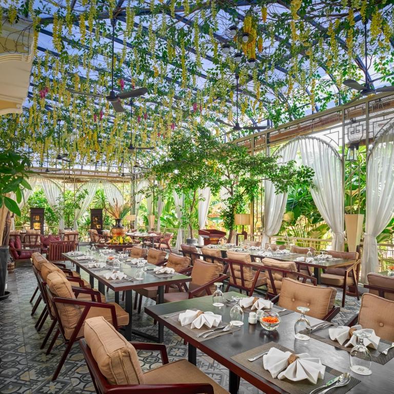 Mealea Restaurant, PalaceGate Hotel
