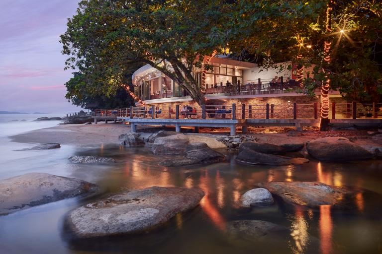 Sunset Restaurant, Dara Independence Hotel, Sihanoukville, Cambodia