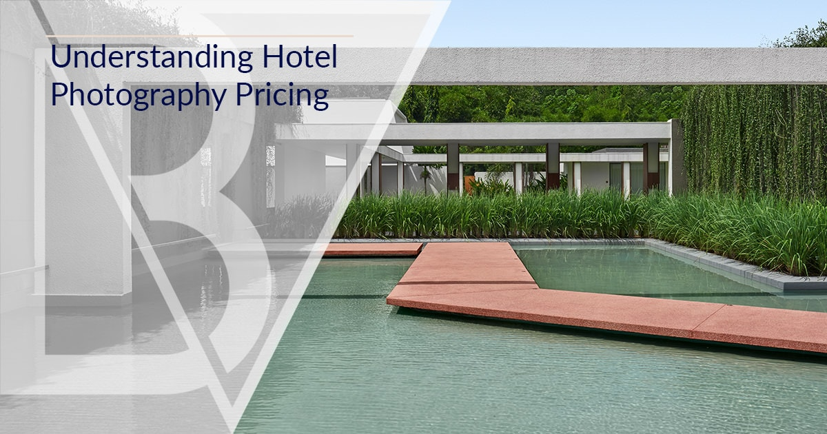 hotel photography pricing cover