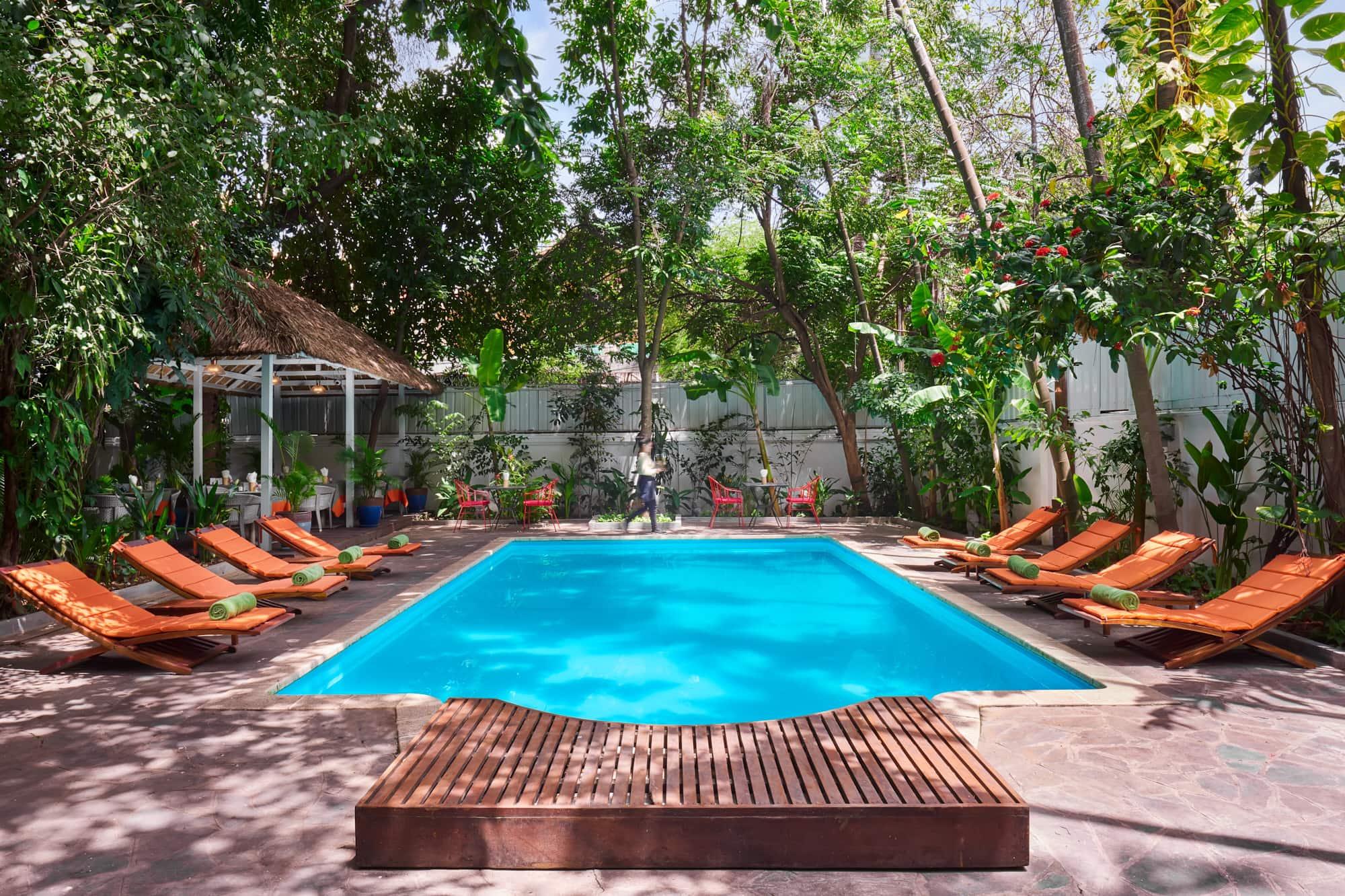 cambodia best hotel photos