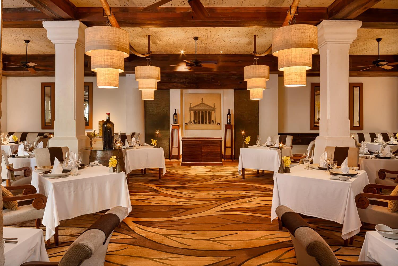top 10 hotel ota photographs - restaurant