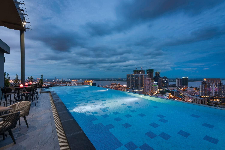 top 10 hotel ota photographs - swimming pool