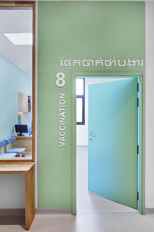 T3 Architects Pasteur Institute